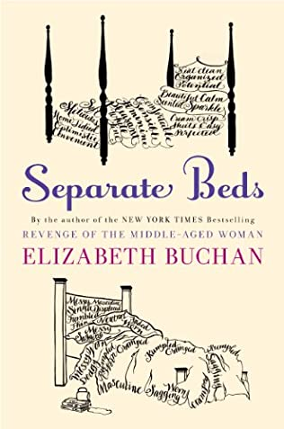 book cover of Separate Beds