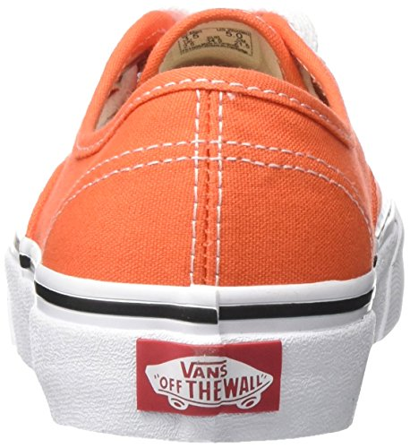 Authentic True Running Flame White Vans de Orange 2w1 Mixte Adulte Chaussures dqx1FP