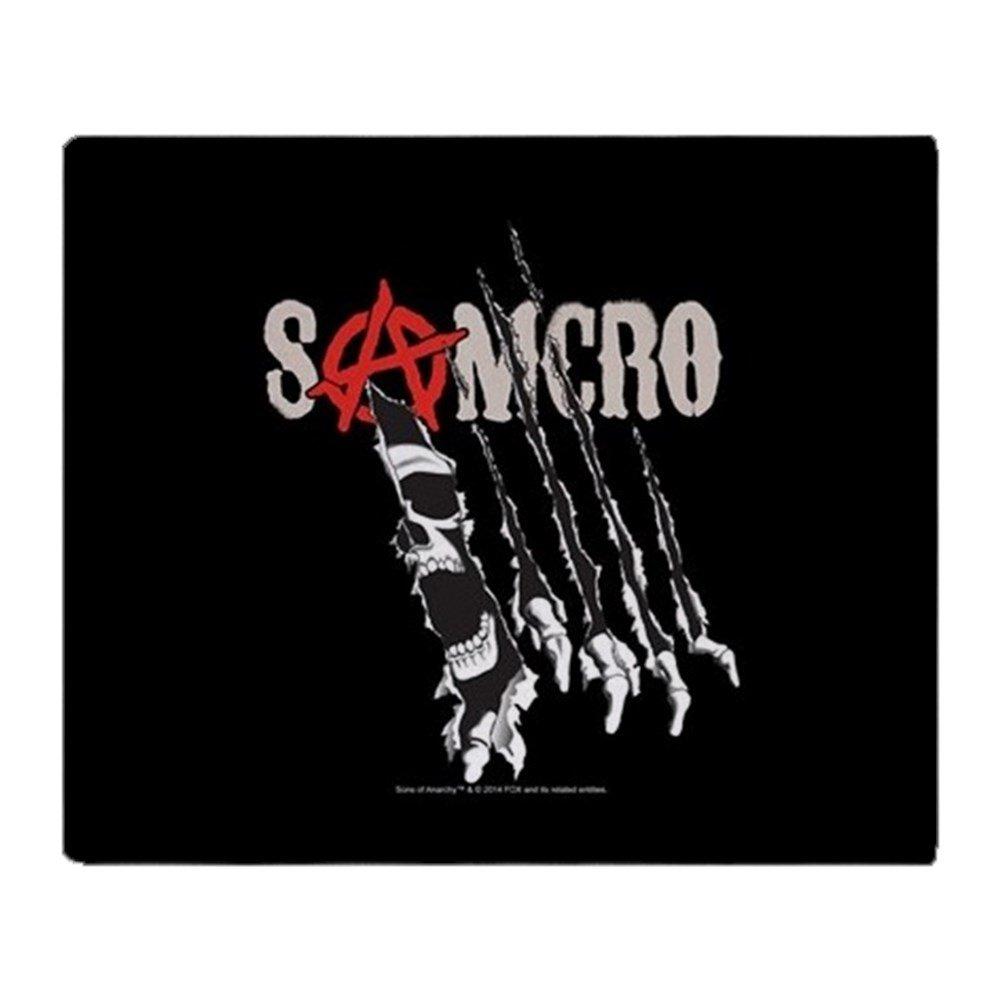 CafePress – SOA SAMCRO Rip – ソフトフリーススローブランケットブランケット、50