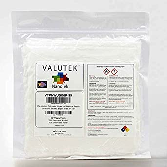 valutek 70% alcohol isopropílico toallitas/30% deionized ...