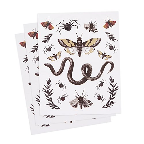 Martha Stewart Large Halloween Icon Stickers with Foil Accents]()