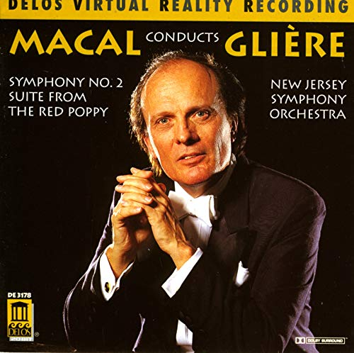 Macal Conducts Glière: Symphony No. 2, The Red Poppy
