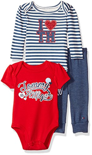tommy-hilfiger-baby-girls-3-piece-creeper-pants-set-red-navy-6-9-months