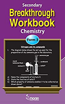 Secondary Breakthrough Workbook: Chemistry: Form 3 by [Omutiti, Peter Y.]