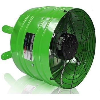 12 Quot Portable Ventilation Fan With 16 Flexible Ducting