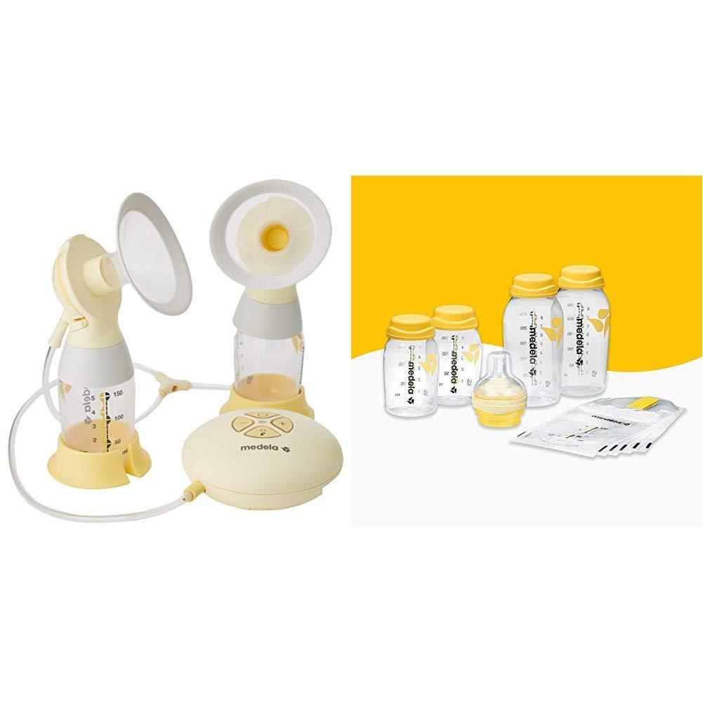 Baby Products Nursing & Feeding Medela Swing Maxi Flex and Feeding ...