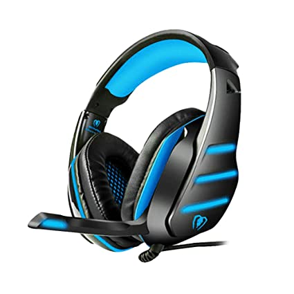 Amazon com: dulawei3 Beexcellent GM-3 Gaming Headset Wired Stereo