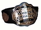 World's Greatest Dad Championship Belt