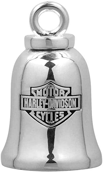 DAVIDSON BLACK BAR /& SHIELD RIDING BELL COLLETABLES HARLEY IDEAL GIFT