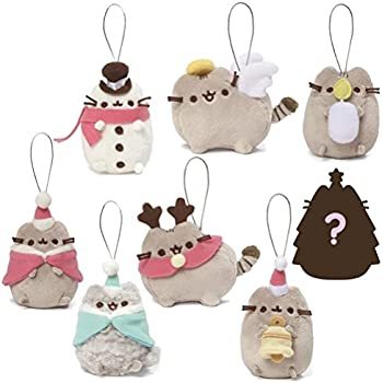 gund pusheen surprise series 4 halloween stuffed animal cat plush 275 70