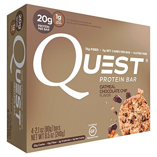 quest bars 4 pack - 9