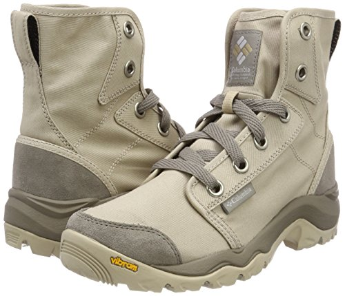 Ice Imperméable Columbia Chukka 271 Femme ancient Camden Ecru Grey Chaussures Fossil Casual qvwO4A