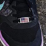 President Trump American Flag Rectangular Shoe