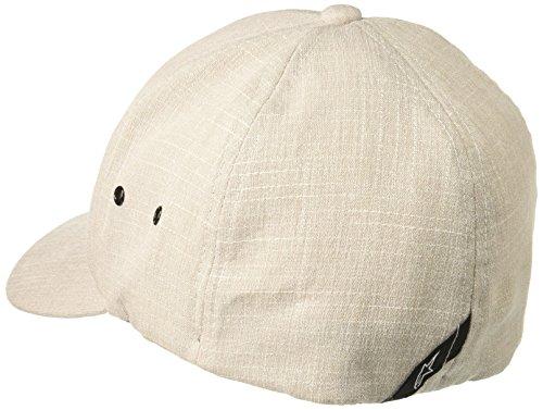 Alpinestars Herren Barney Curve Hat Cap, Grau, L/XL