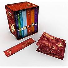 Caixa Harry Potter - Edição Premium + Pôster Exclusivo