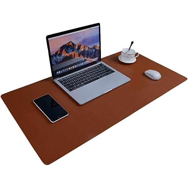 Yunhai Valley Style Desk Pad Suitable for Desktop Computer//Notebook,900x400mmx4mm Large Padded Waterproof Non-Slip Keyboard Pad Mouse Pad