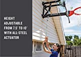 """Silverback NXT 54"""" Wall Mounted Adjustable-Height"""