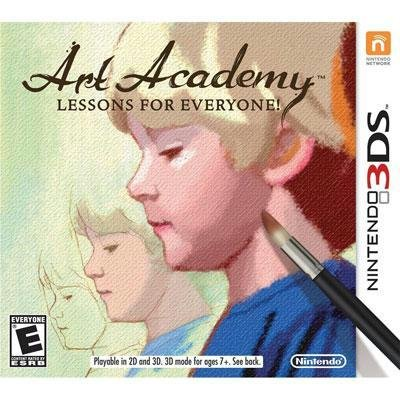 Art Academy Lessons For Everyone from Nintendo