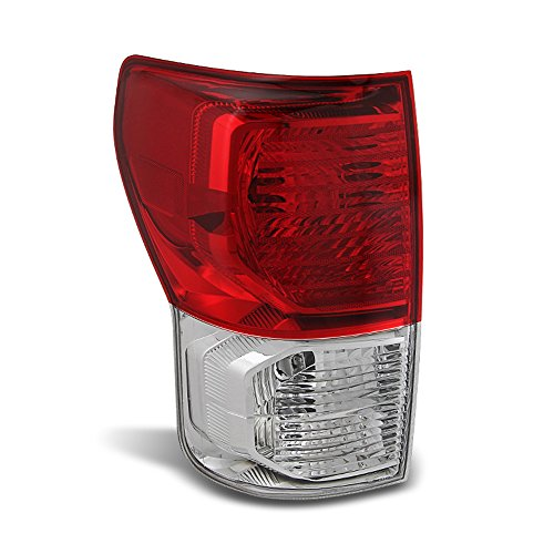 - ACANII - For 2010-2013 Toyota Tundra Rear Replacement Tail Light - Driver Side Only