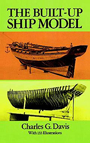 Built Ships (The Built-Up Ship Model (Dover Woodworking))
