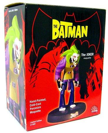 (The Batman: Joker Maquette)