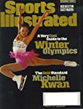 img - for Sports Illustrated Magazine February 9 1998 A Very Cool Guide to the Winter Olympics / The Gold Standard Michelle Kwan book / textbook / text book