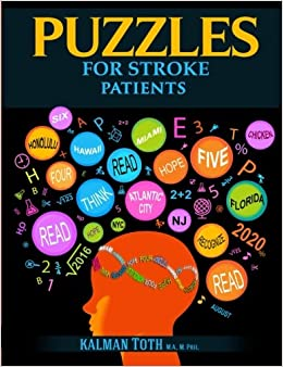 Puzzles for stroke patients kalman toth 9781492834434 amazon puzzles for stroke patients kalman toth 9781492834434 amazon books negle Images
