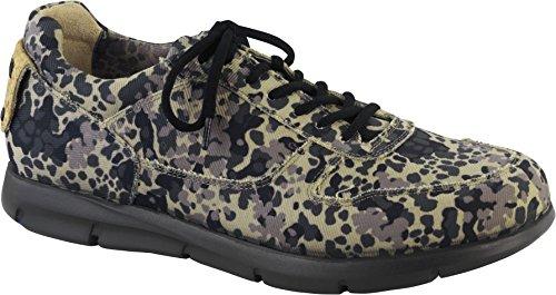 Birkenstock - Zapatillas para hombre Camouflage verde