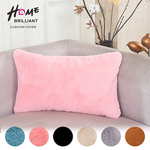 Deluxe Fluffy Supersoft Cushion Included