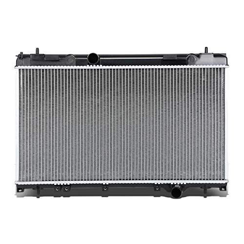 DNA Motoring OEM-RA-2794 Aluminum Core Radiator (For 03-05 Dodge Neon SRT-4 MT)
