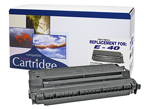 Remanufactured Toner Cartridge Replacement for CANON PC COPIER 300-700-900 SERIES ()
