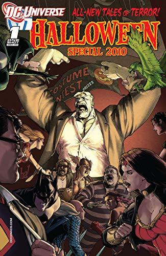 DCU Halloween Special 2010 (2010) -