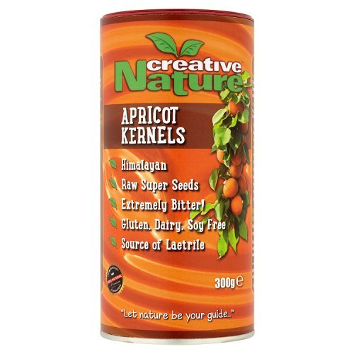 Creative Nature Apricot Kernels 300 g by Creative Nature