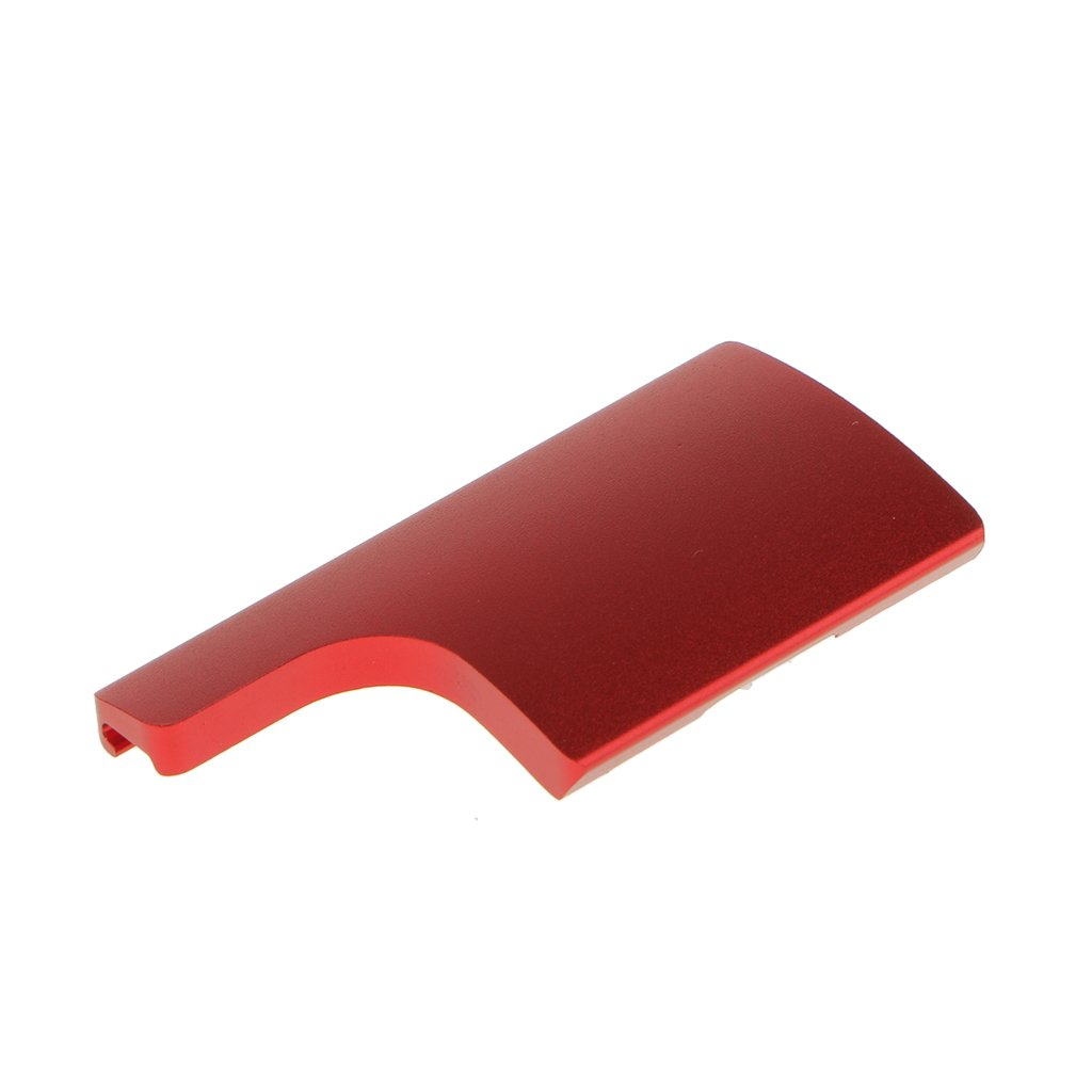 Cerradura de la Carcasa Resistente al Agua Reemplazo Accesorios para GoPro Hero 3 + / 4 - Rojo