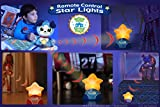 Starshine Watchdogs Plush 4pc Set, Overcome Fear of the Dark w/ this Talking Stuffed Animal Bedtime Toy w/ Remote Control Nightlights for kids! (available in Pink & Blue) - warranty here only