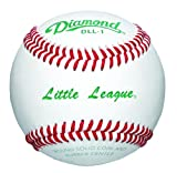 Diamond Little League Competition Grade Baseball, Dozen