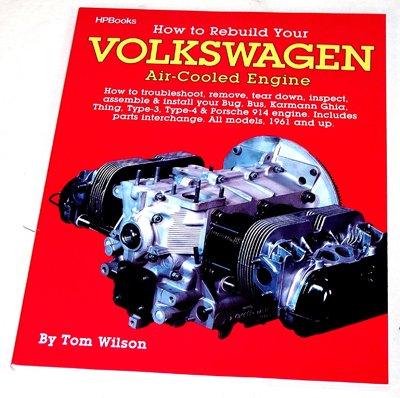vw engine rebuild book - 9
