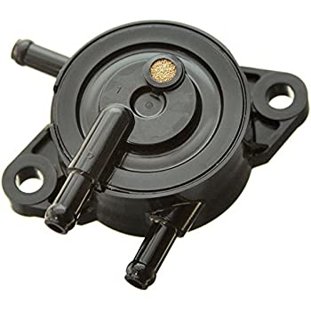 Amazon com: Holdwell Fuel Pump M153011 for John Deere X300 X304