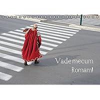 Vade mecum Romam - Geh mit mir nach Rom (Tischkalender 2015 DIN A5 quer): Rom A.D. 2011 (Monatskalender, 14 Seiten) (CALVENDO Orte)