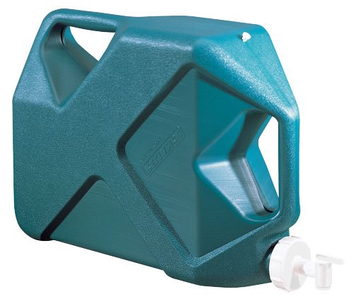 mbo-Tainer 7 Gallon Jerry Can Style Rigid Water Container ()