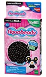 Aquabeads Solid Bead Refill Pack, Black