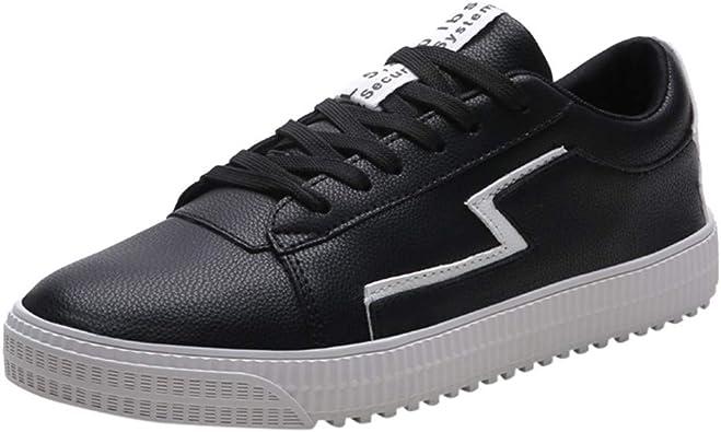 Hombre Mujer Zapatos Deportivos Aire Libre y Deportes Zapatillas de Running Gimnasia Calzado Asfalto Calzado Sneakers Zapatillas de Malla Aire Libre Calzado Zapatos Deportivo Ligero Respirable Jodier: Amazon.es: Zapatos y complementos