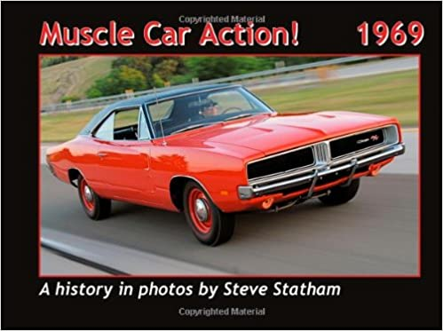 Buy Muscle Car Action 1969 Book Online At Low Prices In India