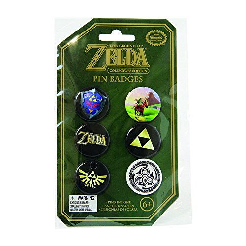 Paladone The Legend of Zelda Pin - Legends The Shopping