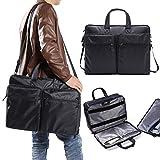 Best Kenox Laptop Briefcases - Kenox Mens Business Travel Briefcase Laptop Menssenger Bag Review