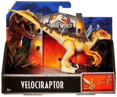 JWFK Jurassic World Legacy Collection Velociraptor Dinosaur Posable Figure 6