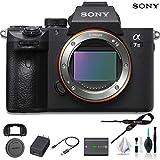 Sony Alpha a7 III Full-Frame Mirrorless Digital Camera (Body Only) - Base Bundle
