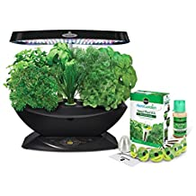 Miracle-Gro AeroGarden Classic 7 (LED) with Gourmet Herb Seed Pod Kit