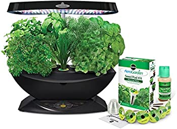 AeroGrow Miracle-Gro AeroGarden 7-Pod LED Indoor Garden