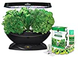 Countertop Herb Garden AeroGarden 7 LED Indoor Garden with Gourmet Herb Seed Kit